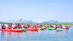 【艇不一样】皮划艇头头中国电子竞技官网