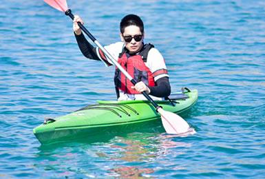 【艇不一样】皮划艇主题头头中国电子竞技官网